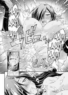Kuroinu ~Kedakaki Seijo wa Hakudaku ni Somaru~ THE COMIC - Foto 19