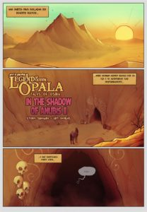 In the Shadow of Anubis II : Tales of Osira