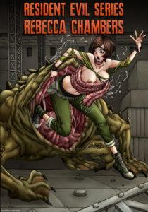 Resident Evil Series – Rebecca Chambers