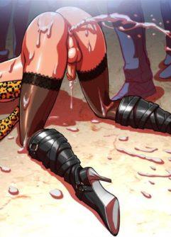 Tekuho Hentai Parte 3 - Foto 1