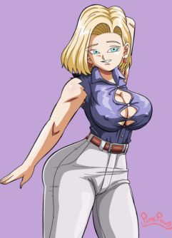 Android 18 Is Alone - Foto 8