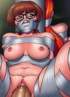 Scooby Doo Pornô 2 - Foto 20