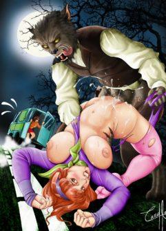 Scooby Doo Pornô 2