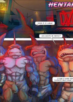 Tubarões de Rua - Foto 1