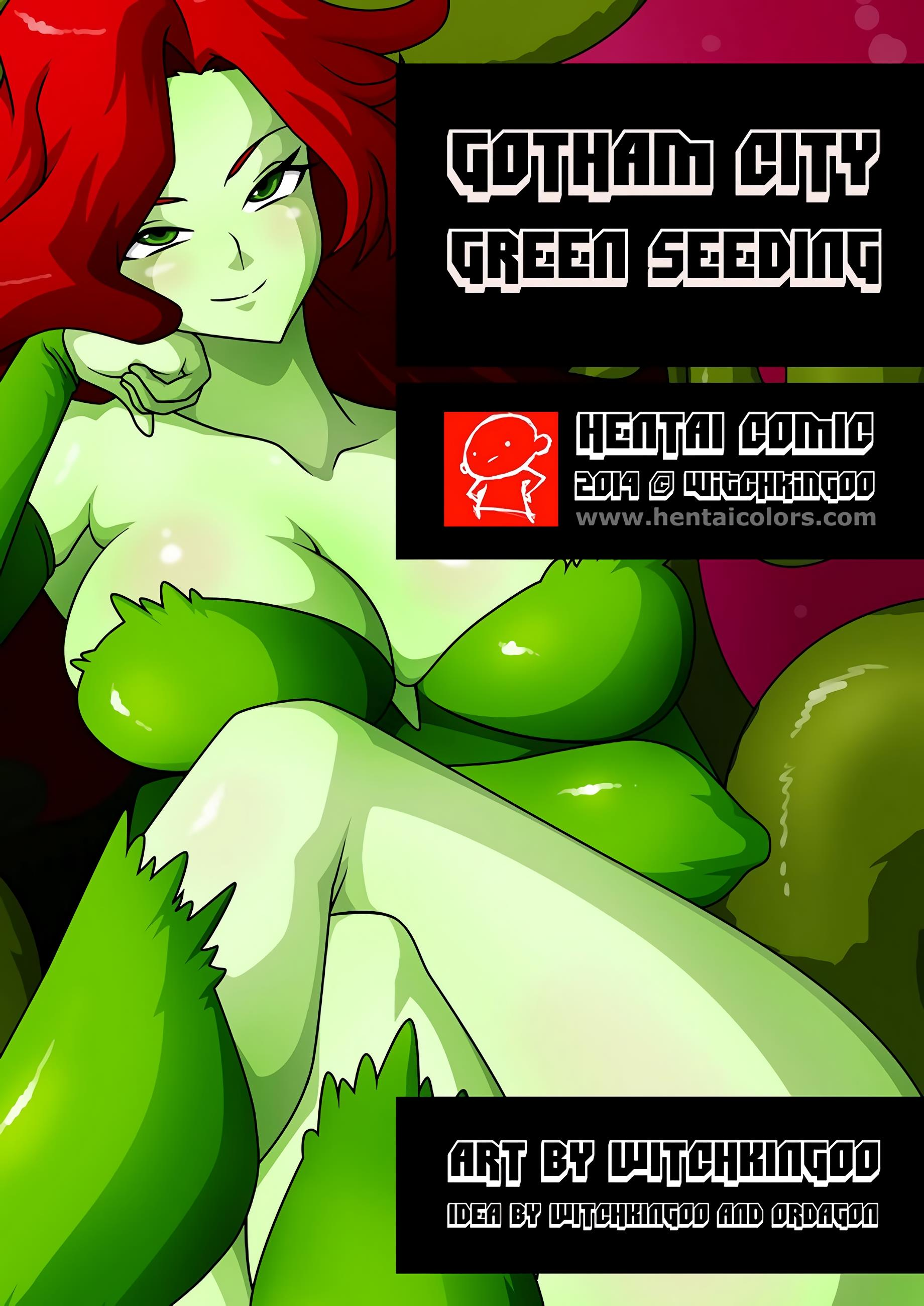 Gotham City Green Seeding