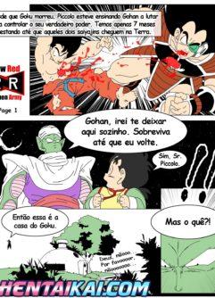 Dragon Ball Yamete Chichis Saga - Foto 1