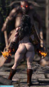 Krata a Deusa da Putaria