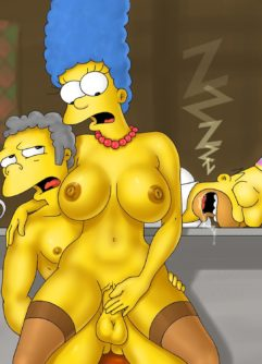 Simpsons Pornô - Foto 6