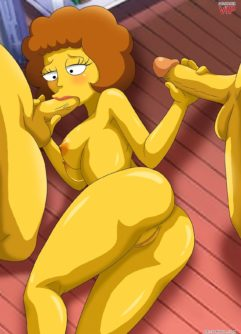 Simpsons Pornô - Foto 9