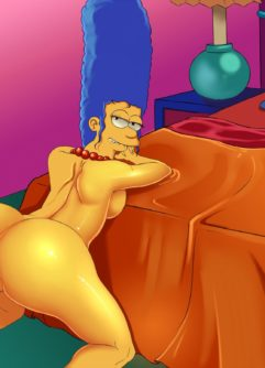 Simpsons Pornô - Foto 14