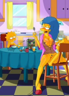 Simpsons Pornô - Foto 17