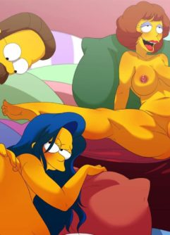 Simpsons Pornô - Foto 19