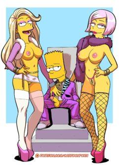 Simpsons Pornô 2 - Foto 2