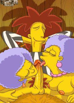 Simpsons Pornô 2 - Foto 3