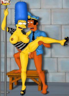 Simpsons Pornô 2 - Foto 14