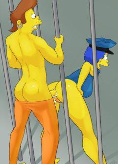 Simpsons Pornô 2 - Foto 15
