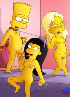 Simpsons Pornô 2 - Foto 16