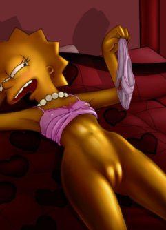 Simpsons Pornô 2 - Foto 29