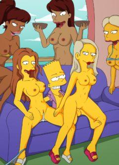 Simpsons Pornô 2 - Foto 33