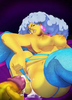 Simpsons Pornô 2 - Foto 39