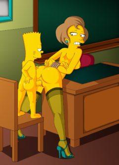 Simpsons Pornô 2 - Foto 40