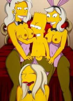 Simpsons Pornô 2 - Foto 43