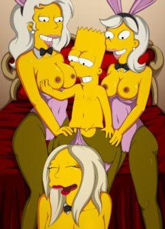 Simpsons Pornô 2