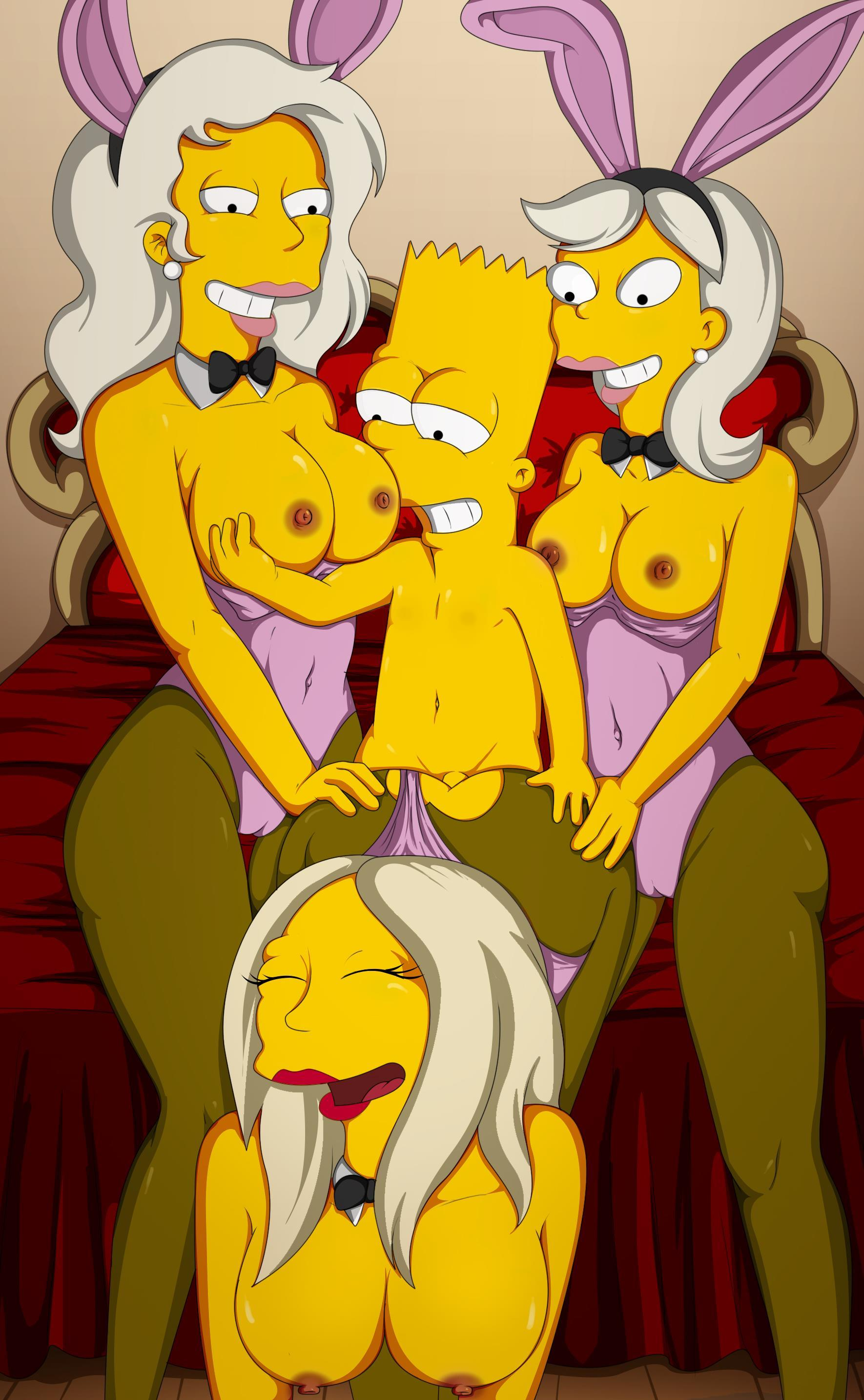 Simpsons Pornô 2