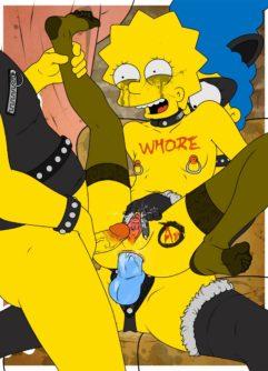 Simpsons Pornô 2 - Foto 49