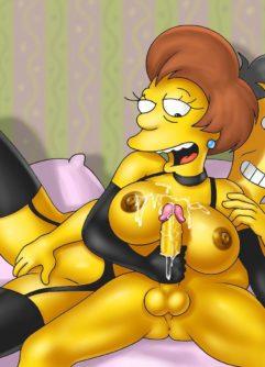 Simpsons Pornô 2 - Foto 50
