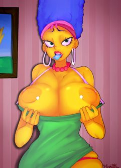 Simpsons Pornô - Foto 24