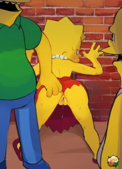 Simpsons Pornô - Foto 26