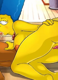 Simpsons Pornô - Foto 43