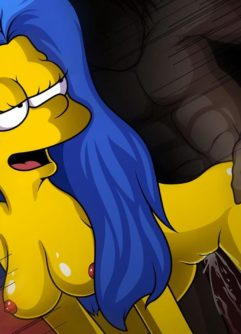 Simpsons Pornô - Foto 49
