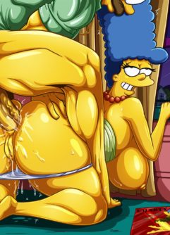 Simpsons Pornô - Foto 50