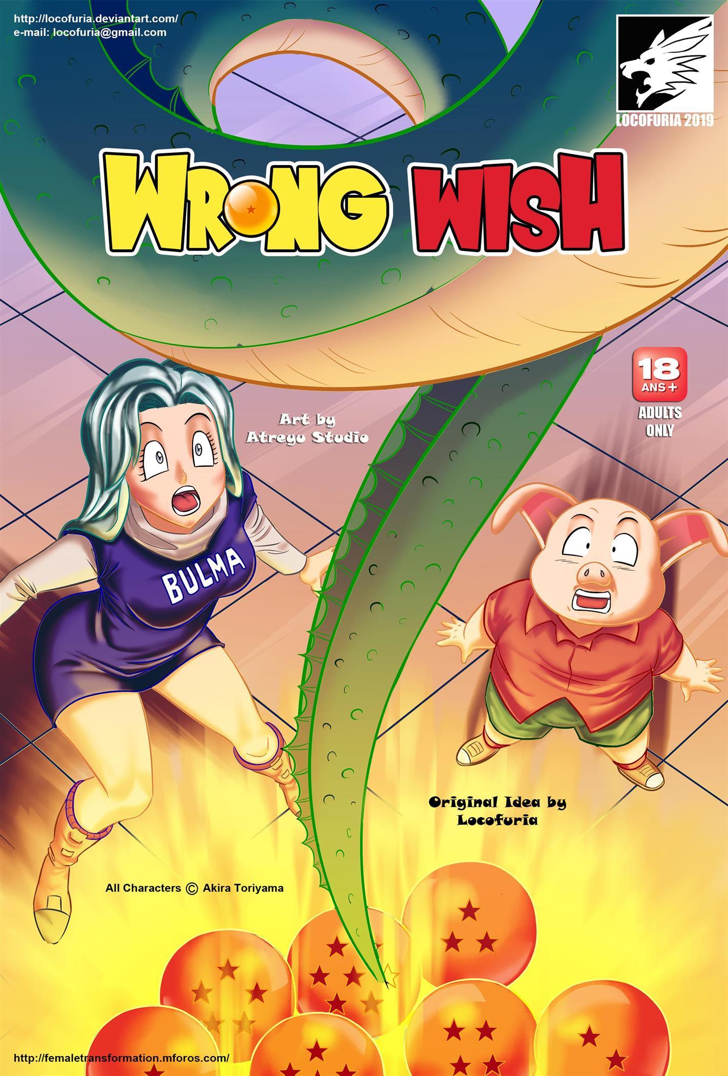 Wrong Wish