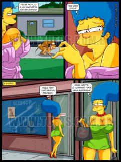 Marge Cadela no Cio - Foto 3