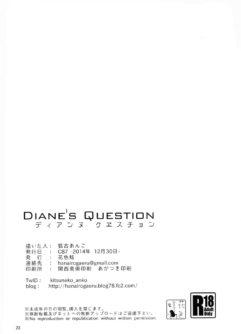 Diane's Question - Foto 22
