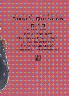 Diane's Question - Foto 24
