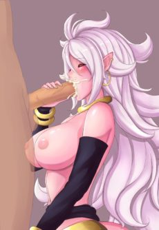 Android 21 Hentai - Foto 21