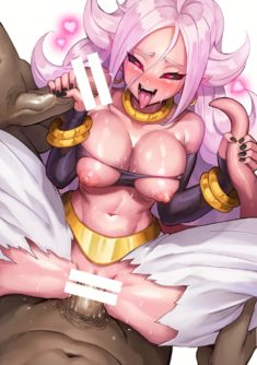 Android 21 Hentai - Foto 72