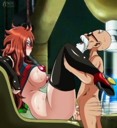 Android 21 Hentai - Foto 85