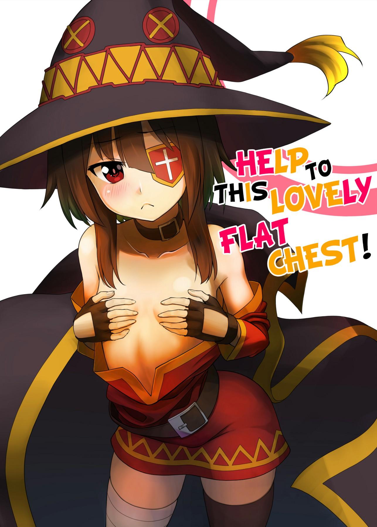 Kono Kawairashii Hinnyu ni Kyuusai o!