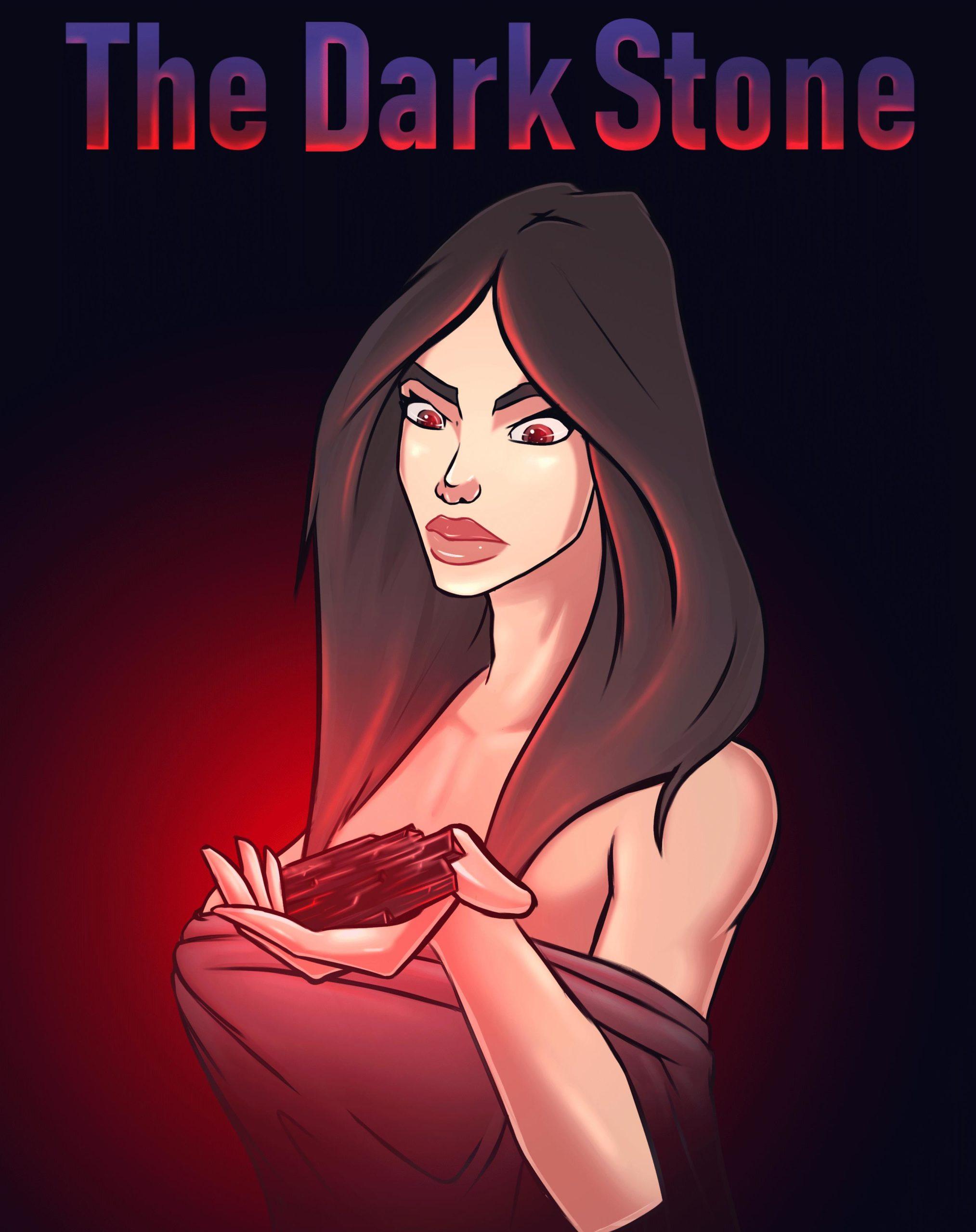 A Pedra Negra Capítulo 1