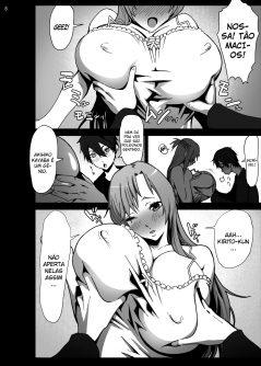 Asuna o Bakunyuu ni Shite Mita - Foto 6
