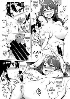Kanojo ga Hatsujouki nanoni Uwaki Shite Tewi-chan to Sex Shita - Foto 16