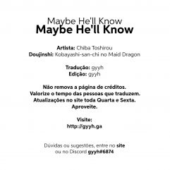 Maybe He Will Know - Foto 27